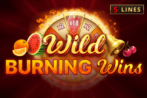 Wild Burning Wins: 5 lines Mobile