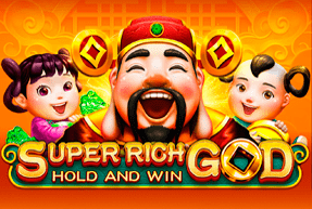 Super Rich God: Hold and Win