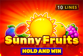 Sunny Fruits: Hold and Win Mobile