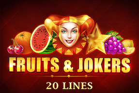 Fruits & Jokers: 20 Lines Mobile